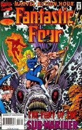 Marvel Action Hour: Fantastic Four #3