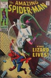 The Amazing Spider-Man #76 UK Edition