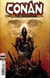 Conan the Barbarian #1 Gerardo Zaffino Trade Dress Variant