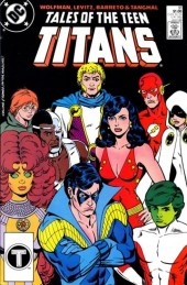 Tales of the Teen Titans #91