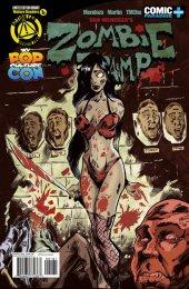 Zombie Tramp #1 Comic Paradise Plus Variant