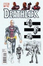 Deathlok #1 Design Variant