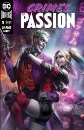 DC Crimes of Passion #1 Ian MacDonald Variant