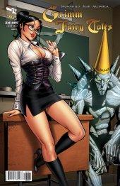 Grimm Fairy Tales #91 Cover C Cucca