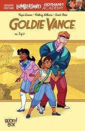 Goldie Vance #1