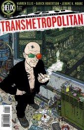 transmetropolitan #1