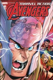 Marvel Action: Avengers #6