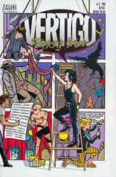 Vertigo: Winter's Edge #2