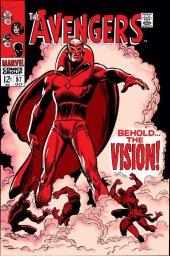 the avengers #57