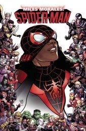 Miles Morales: Spider-Man #9 Pasqual Ferry Marvel 80th Frame Variant