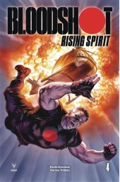 Bloodshot: Rising Spirit #4