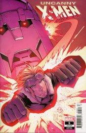 Uncanny X-Men #5 Shane Davis Variant