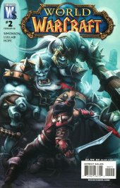 World of Warcraft #2 Variant Edition