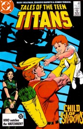 Tales of the Teen Titans #80