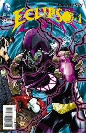 Justice League Dark #23.2 Eclipso Standard Edition