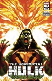 The Immortal Hulk #40 Clarke Phoenix Variant