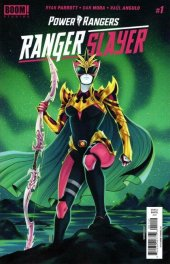 Mighty Morphin Power Rangers: Ranger Slayer #1 2nd Printing