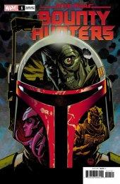 Star Wars: Bounty Hunters #1 1:50 Johnson Variant
