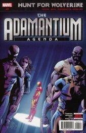 hunt for wolverine: the adamantium agenda #4