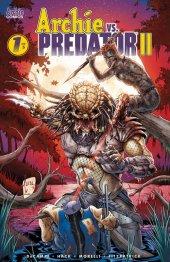 Archie Vs. Predator II #1 Cover F Tucci