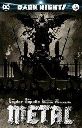 Dark Nights: Metal #1 Tim Bradstreet Variant