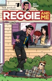 Reggie and Me #1 Cover F Jampole