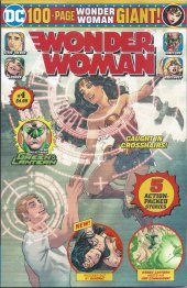 Wonder Woman Giant #4 Walmart Variant