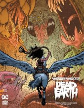 Wonder Woman: Dead Earth #4 Variant Edition