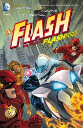 the flash vol. 2: the road to flashpoint tp