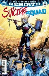 Suicide Squad #25 Variant Edition