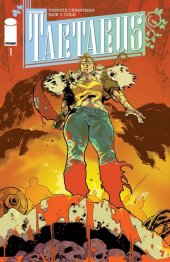 Tartarus #1 Cover B Christmas