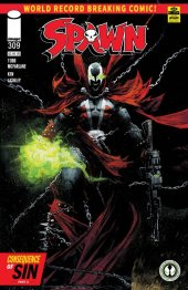 Spawn #309 Cover C Zaffino