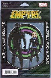 Empyre #5 Christopher 2-Pack Action Figure Variant