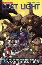 Transformers: Lost Light #18 RI Cover
