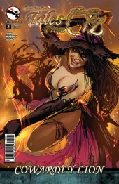 Grimm Fairy Tales Presents Tales From Oz #2 Cover B Sejic