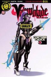 Vampblade #12 Cover H Costume Three Risque