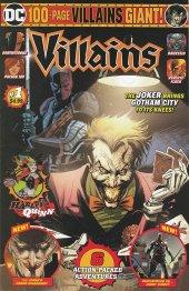 DC Villains Giant #1 Walmart Edition