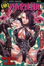 Vampblade #8 Cover E Chang