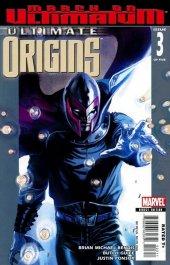 Ultimate Origins #3 Original Cover
