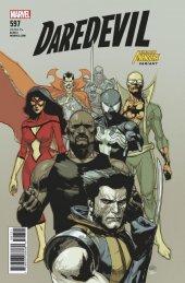 Daredevil #597 Leinil Francis Yu Avengers Variant