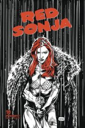 Red Sonja #17 1:7 Mooney Homage Cover
