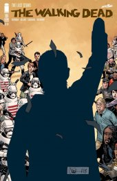 The Walking Dead #191 2nd Printing