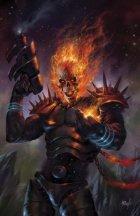 Cosmic Ghost Rider #1 Lucio Parrillo Variant C
