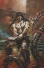 Conan the Barbarian #1 Comics Elite Exclusive Lucio Parrillo Variant B