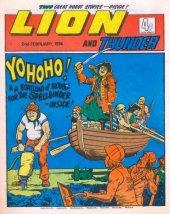 Lion #February 2nd, 1974