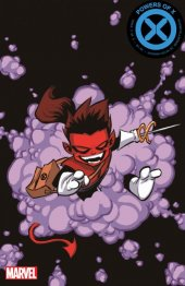 Powers of X #2 Skottie Young Variant