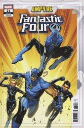 Fantastic Four #21 Molina Empyre Variant