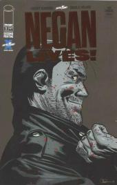 Negan Lives #1 Bronze Foil Variant
