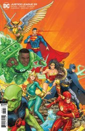 Justice League #39 Variant Edition