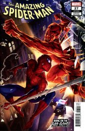 The Amazing Spider-Man #27 Woo Chul Lee Bring on the Bad Guys Variant